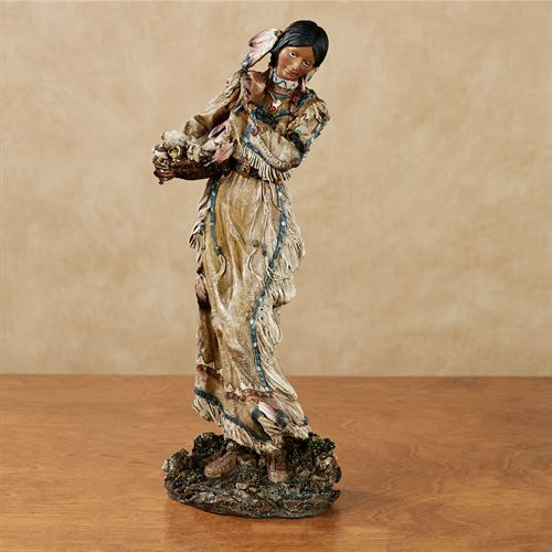 Songs of Harvest Figurine Multi Earth