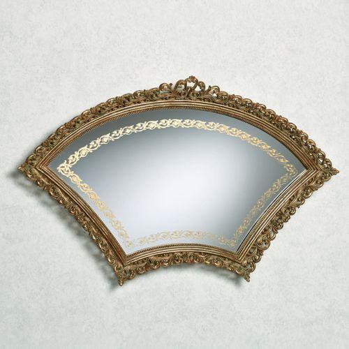 Joella Wall Mirror Verdi Gold