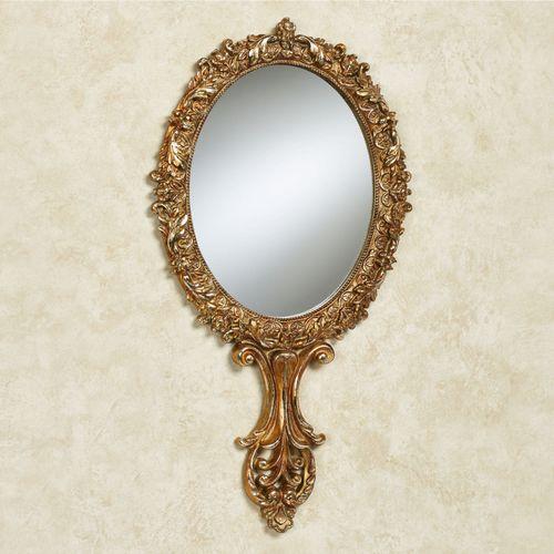 Dorothea Wall Mirror Venetian Gold