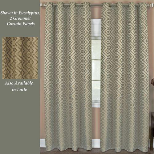 Sutton Grommet Curtain Panel