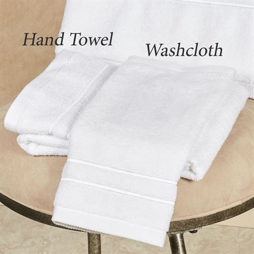 Platinum Hand Towel
