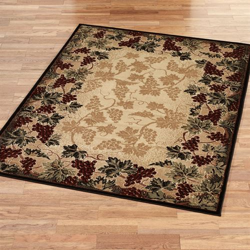 Beaujolais II Rectangle Rug Beige