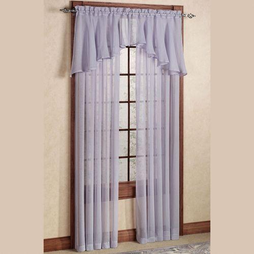Falmouth Semi Sheer Curtain Panel