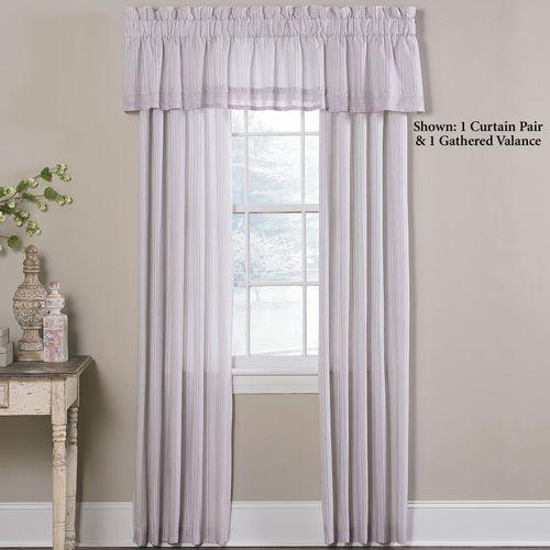 Lafayette Tailored Curtain Pair Wisteria 84 x 84