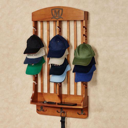 Deluxe Vertical Cap Rack 24 Cap