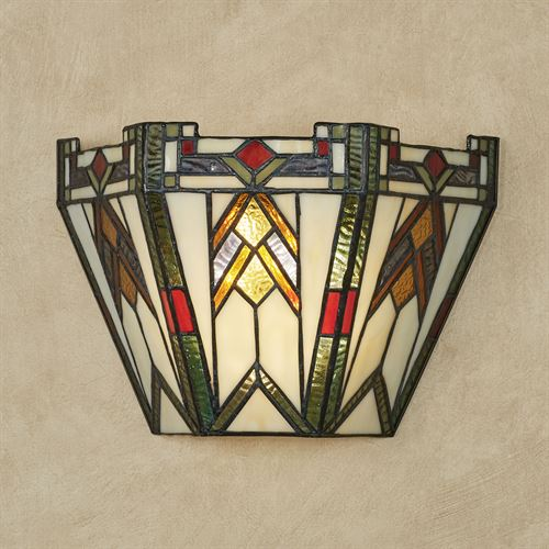 Barstow Wireless LED Wall Sconce Multi Earth