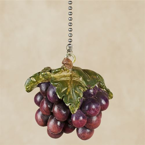 Grape Harvest Fan Pull Sangria