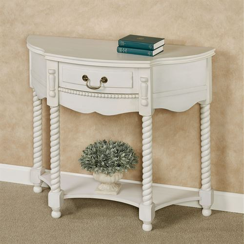 Winnifred Console Table Whitewash