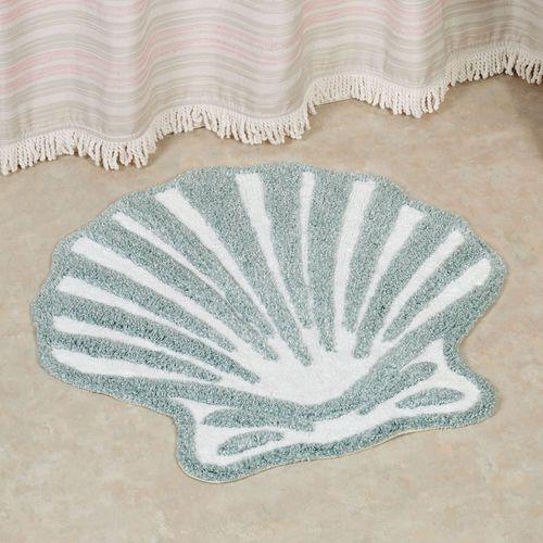 Shell Bath Rug Uniquely Modern Rugs