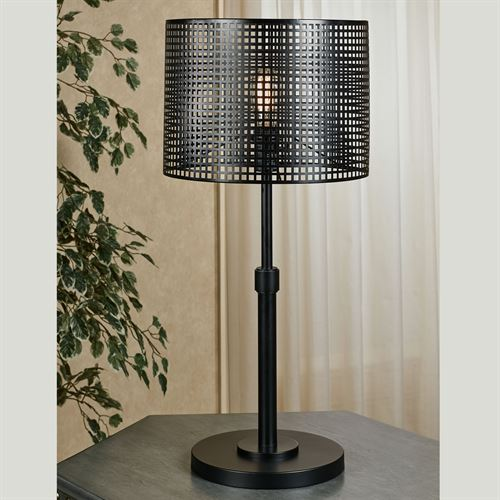 Litton Table Lamp Black