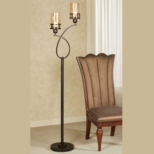 Perry Floor Lamp Bronze