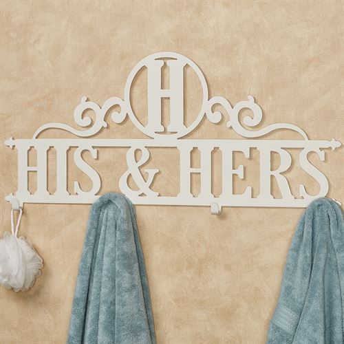 Occasions Personalized Wall Hook Rack Monogram