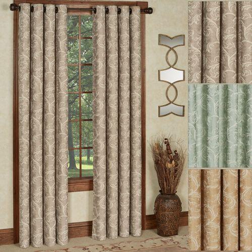 Avignon Grommet Curtain Panel