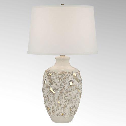 Raelynn Table Lamp Almond