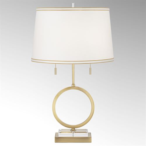 Chantilly Table Lamp Gold