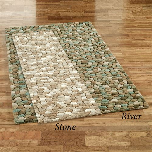 Pebble Rectangle Rug
