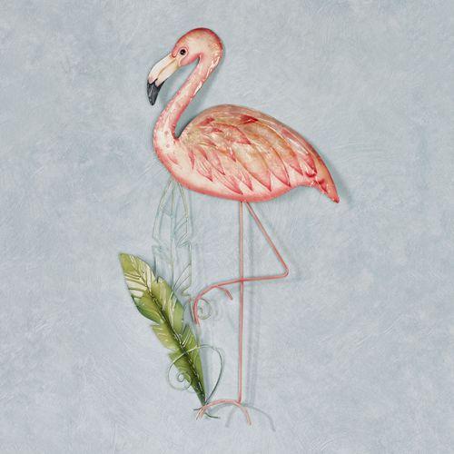 Flamingo Wall Art Pink