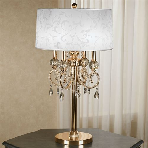 Aurelia Table Lamp Gold