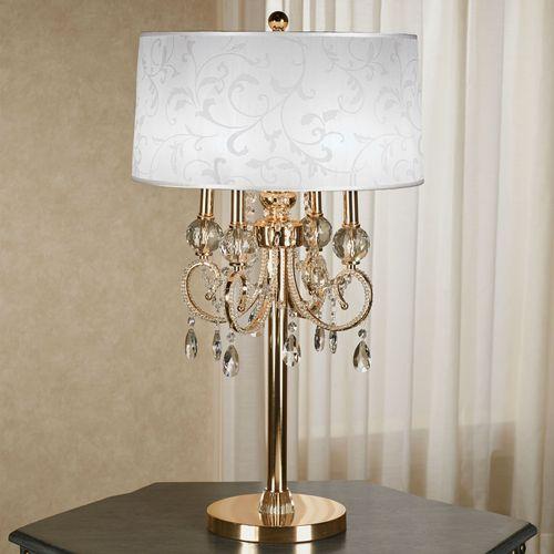 Aurelia Table Lamp Gold