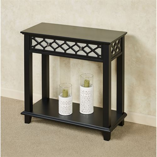 Brenden Console Table Black