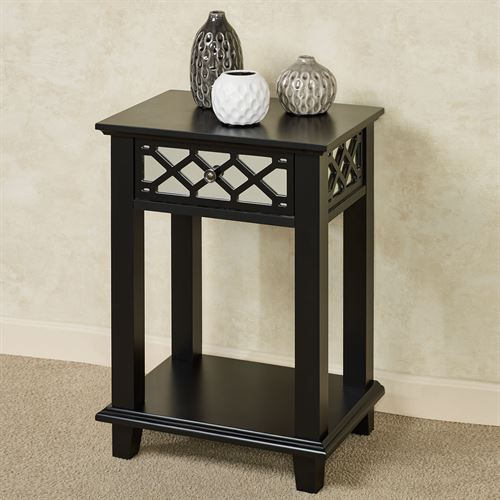 Brenden Side Table Black