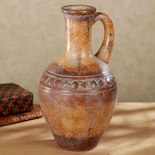 Etruscan Urn Terra Cotta