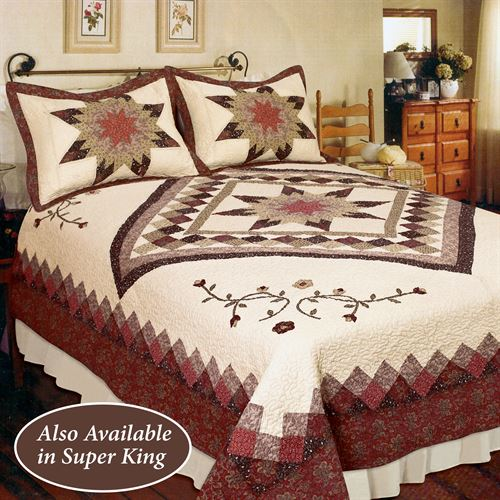 Heirloom Quilt Champagne