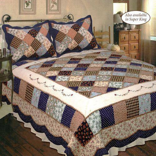 Williamsburg Dream Quilt Multi Warm