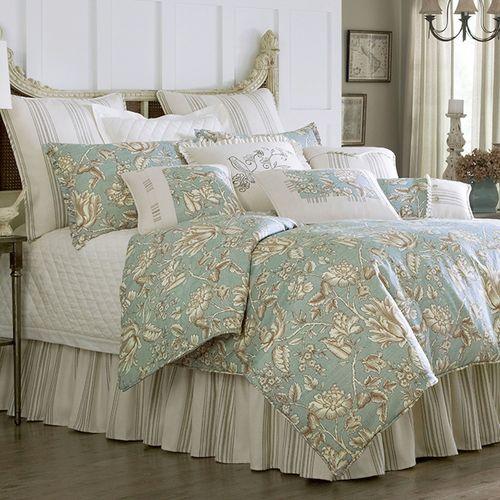 Grammercy Comforter Set Teal