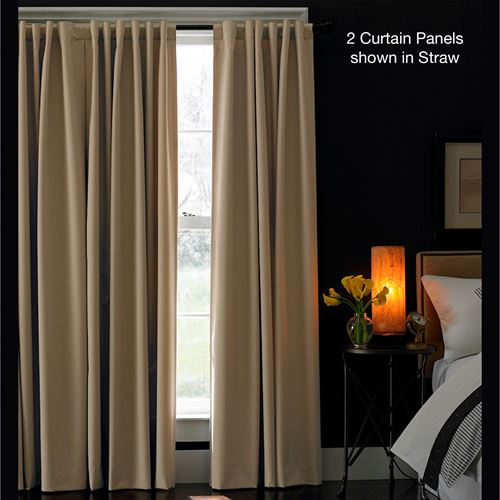 Saville Curtain Panel