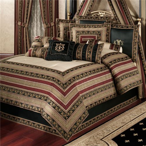 c3533f45bfdc Triomphe Old World Style Comforter Bedding