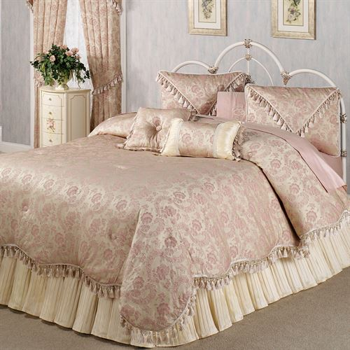 Chambery Comforter Set Champagne