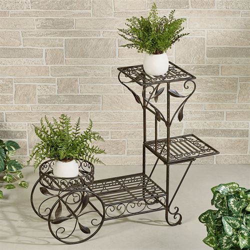 Tuin Four Tier Plant Stand Dark Bronze