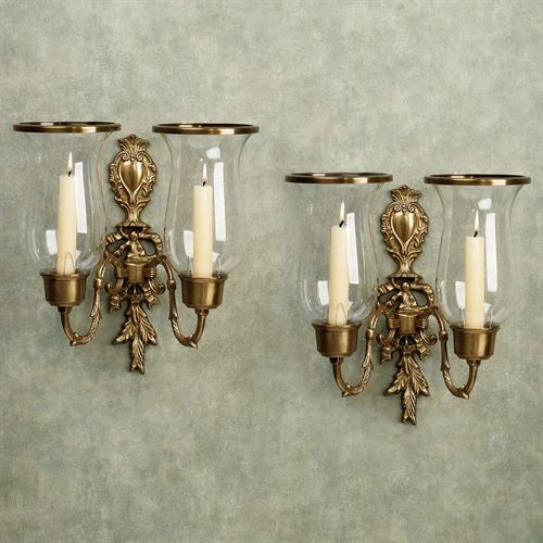 Nerissa Double Sconce
