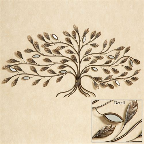 Marielle Tree Wall Art Brown