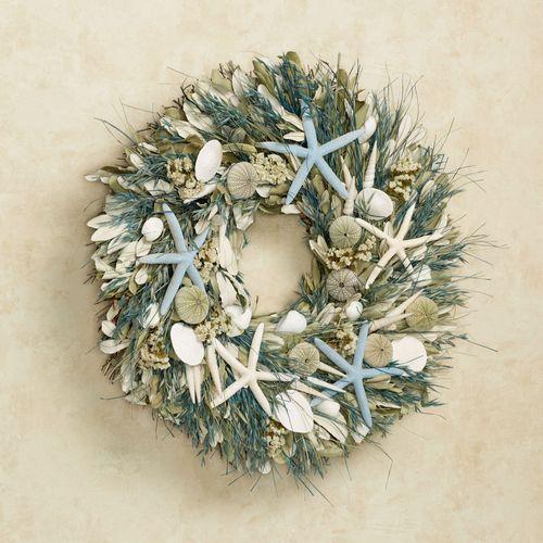 St Lucia Wreath Multi Cool