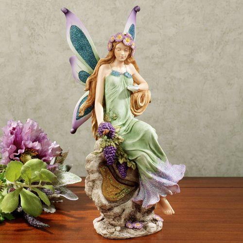 Bountiful Fairy Figurine Jade