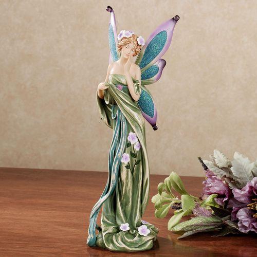 Enchanted Fairy Figurine Sage