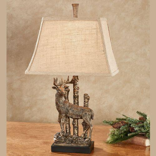 Dalton Deer Table Lamp