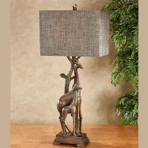 Gabby and gabe giraffe table lamp gabby and gabe giraffe table lamp bronze aloadofball Gallery