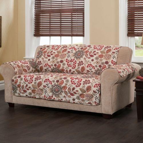 Harleen Furniture Protector Ember Glow Sofa