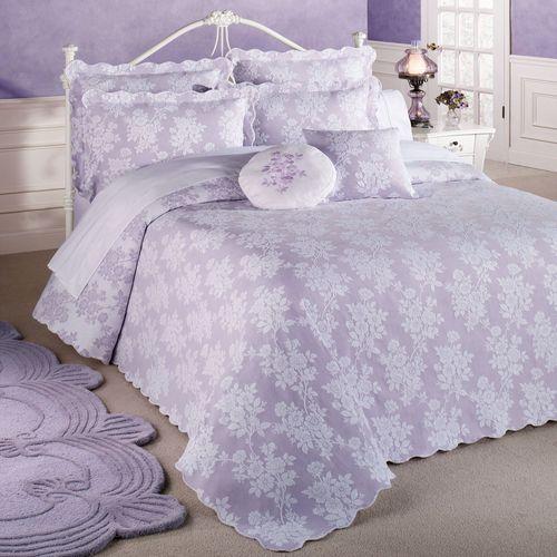 Floral Medley Grande Bedspread