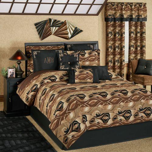 Paragon Comforter Set Multi Warm