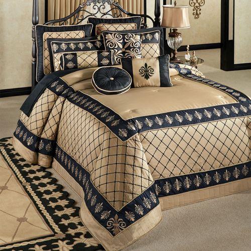 Onyx Empire Grande Bedspread