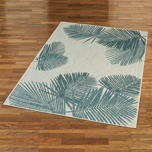 Carmel Palm Rectangle Rug