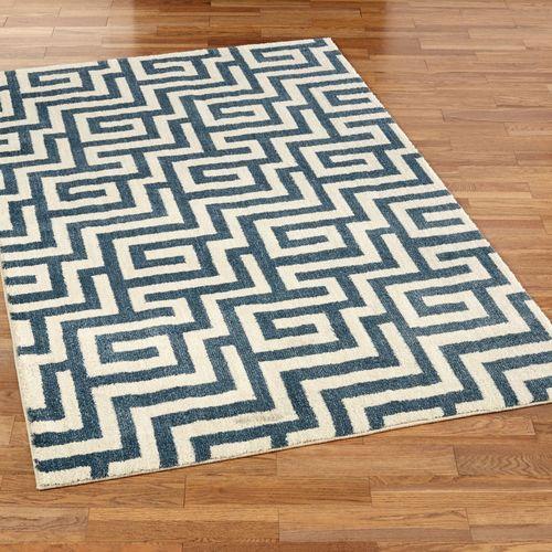 Brewster Maze Rectangle Rug