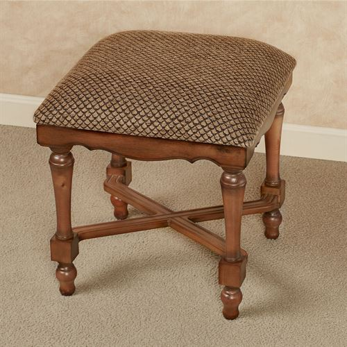 Creswick Upholstered Stool