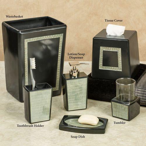 Cypher Lotion Soap Dispenser Black