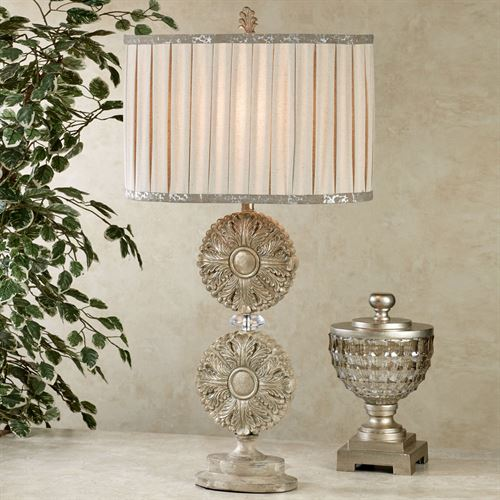 Aranka Table Lamp Light Taupe