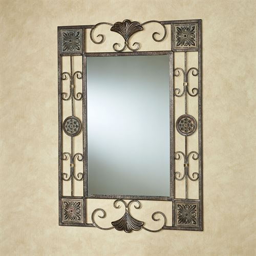 Fairmont Medallion Wall Mirror